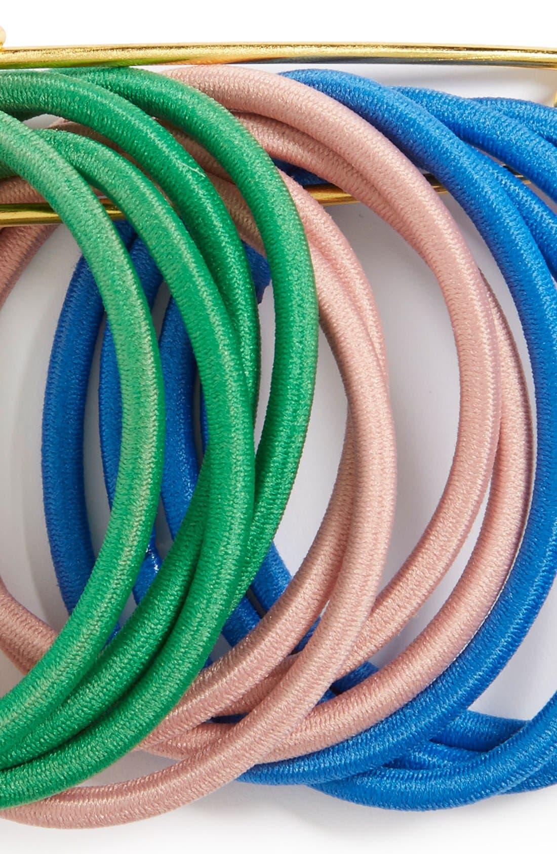 Alternate Image 2  - Odeme Hair Ties (12-Pack)