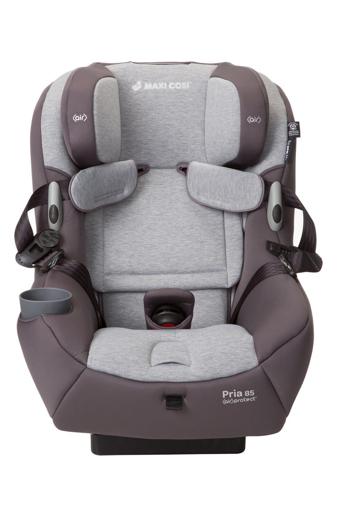 Pria<sup>™</sup> 85 Convertible Car Seat,                             Alternate thumbnail 3, color,                             Grey