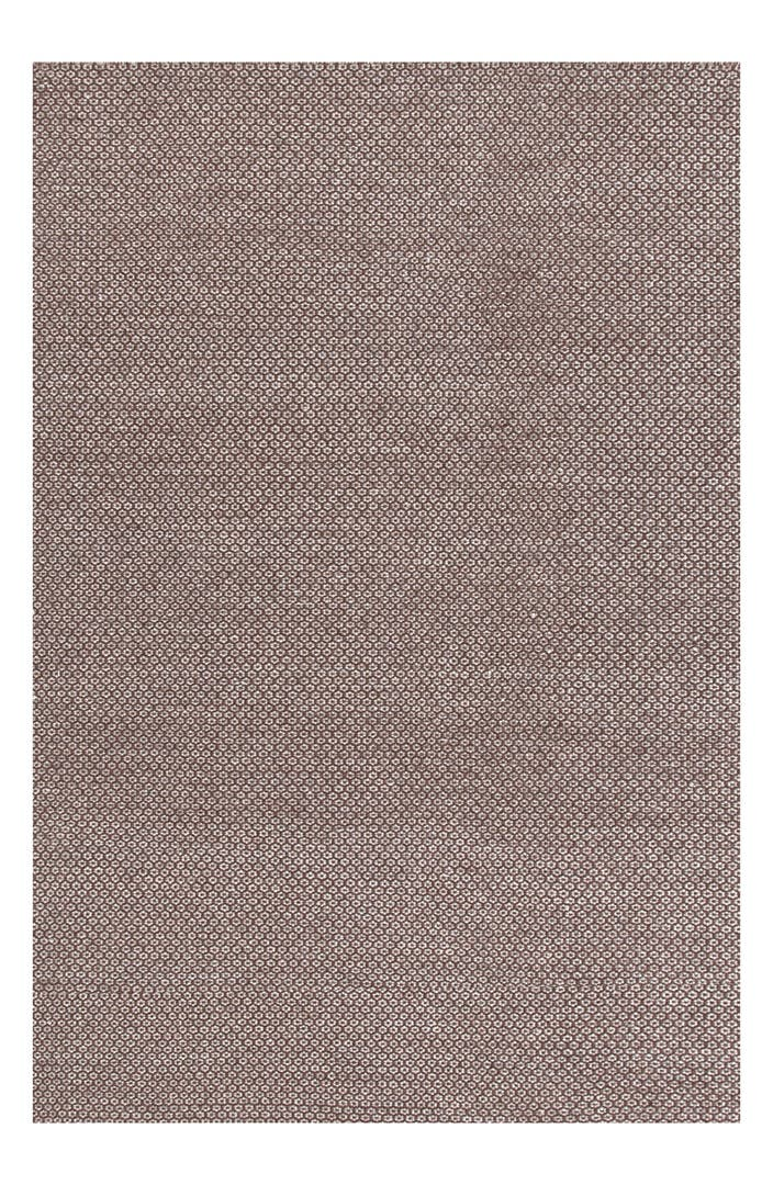 Dash albert 39 honeycomb 39 wool rug nordstrom for Dash and albert wool rugs