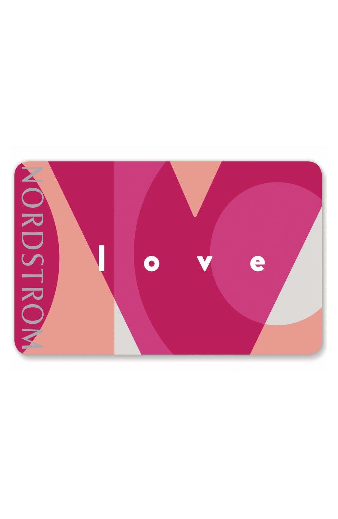 Nordstrom Love Gift Card