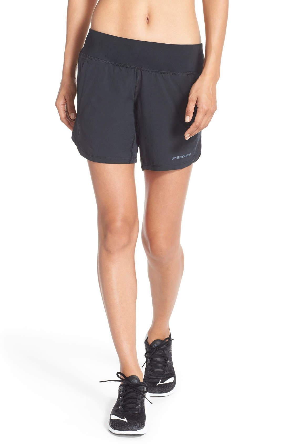 Alternate Image 1 Selected - Brooks 'Chaser 7' Running Shorts