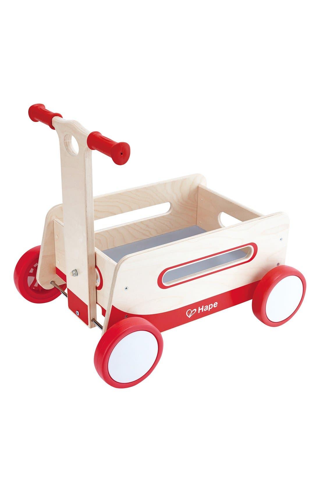 Wonder Wagon,                         Main,                         color, Red