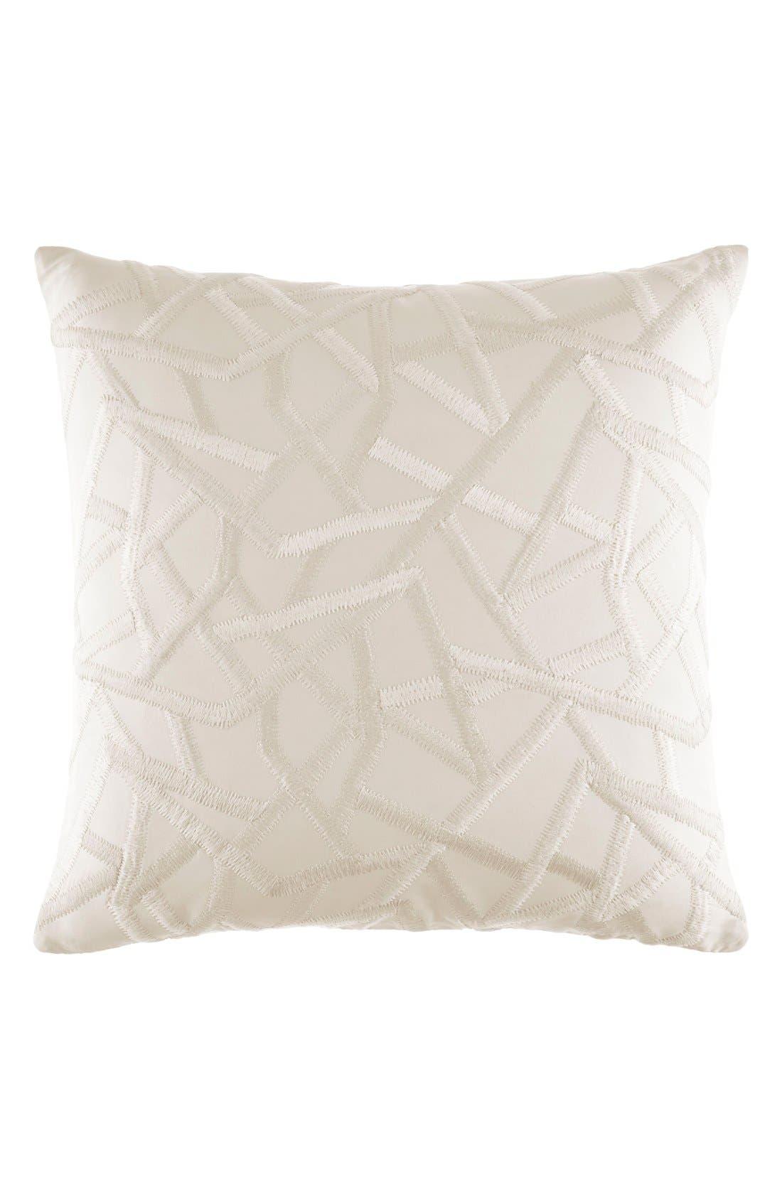 Alternate Image 1 Selected - Catherine Malandrino 'Optic' Pillow