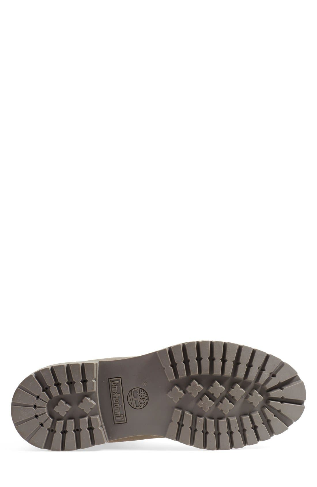 Alternate Image 4  - Timberland 'Six Inch Classic Boots Series - Premium' Boot