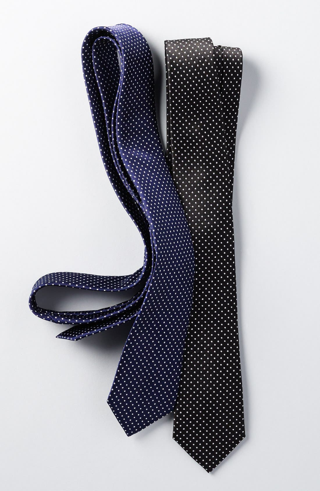 Alternate Image 5  - The Tie Bar Woven Silk Tie (Online Only)
