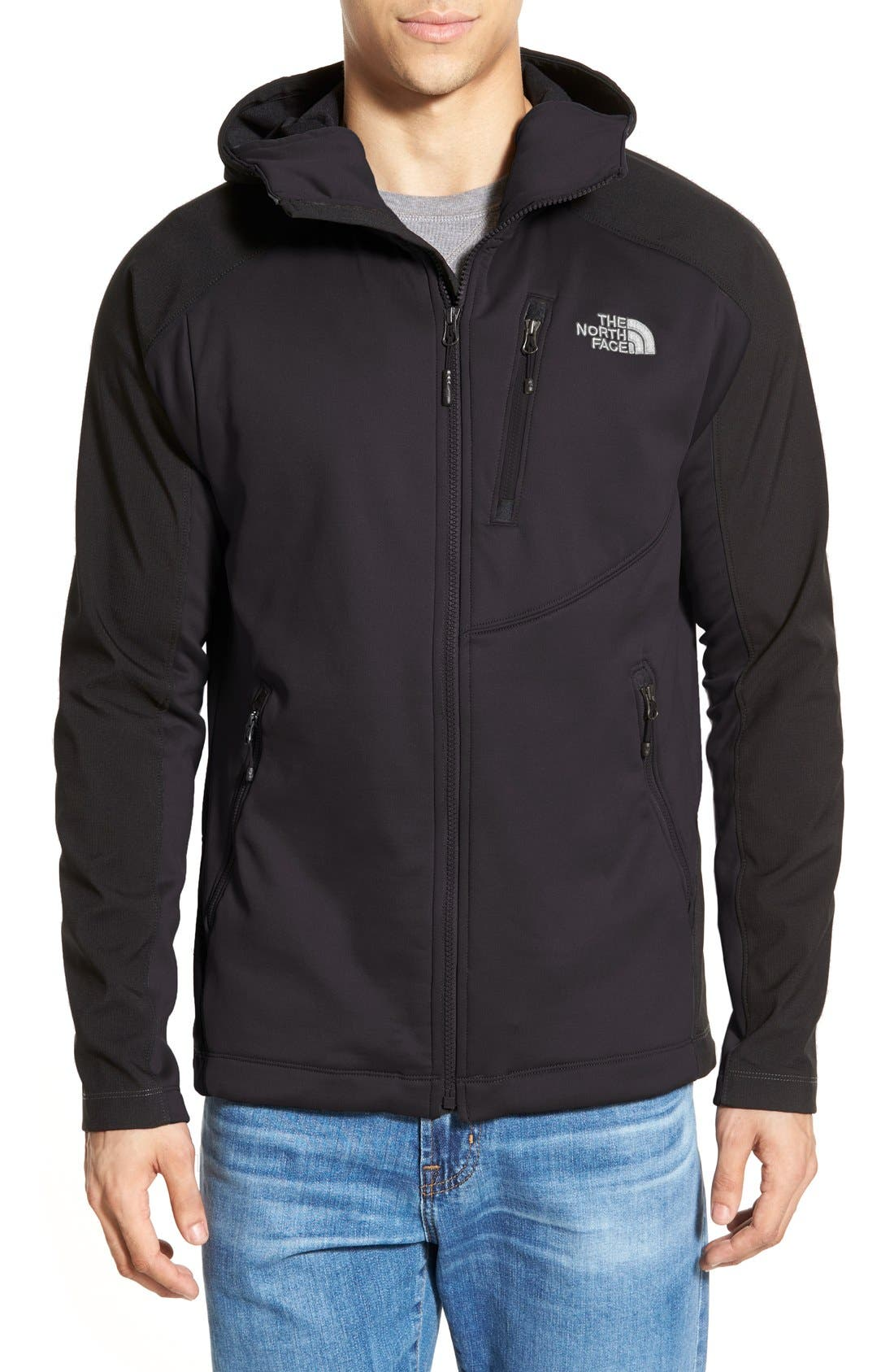 The North Face Tenacious Active Fit Hooded Jacket