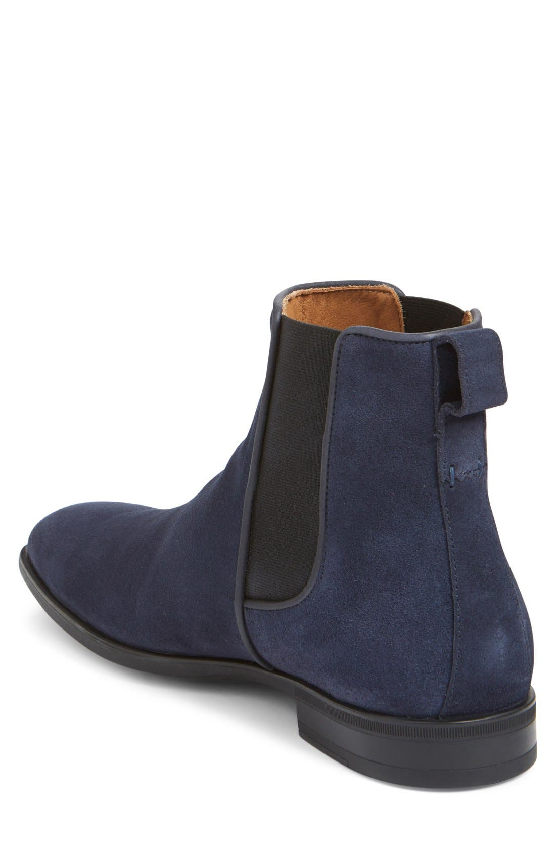 Alternate Image 2  - Aquatalia'Adrian' Weatherproof Chelsea Boot (Men)
