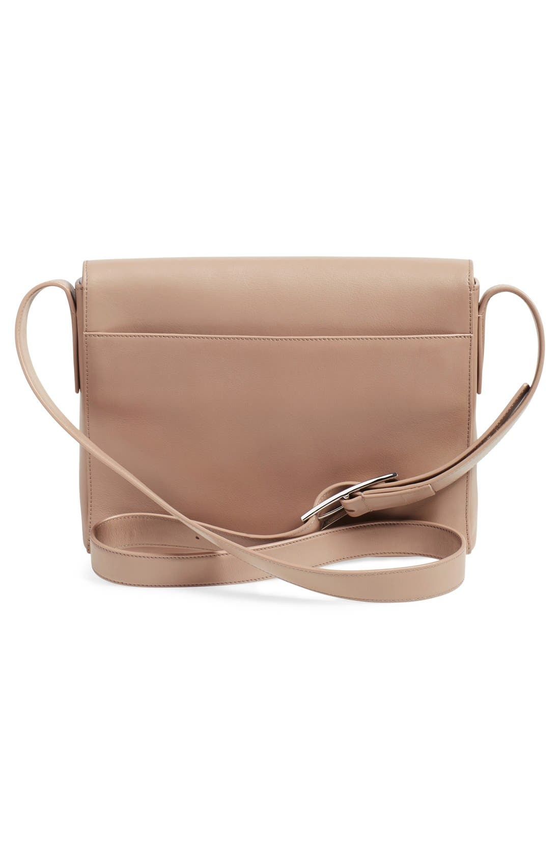 Alternate Image 3  - Vince 'Medium Signature' Leather Crossbody Bag