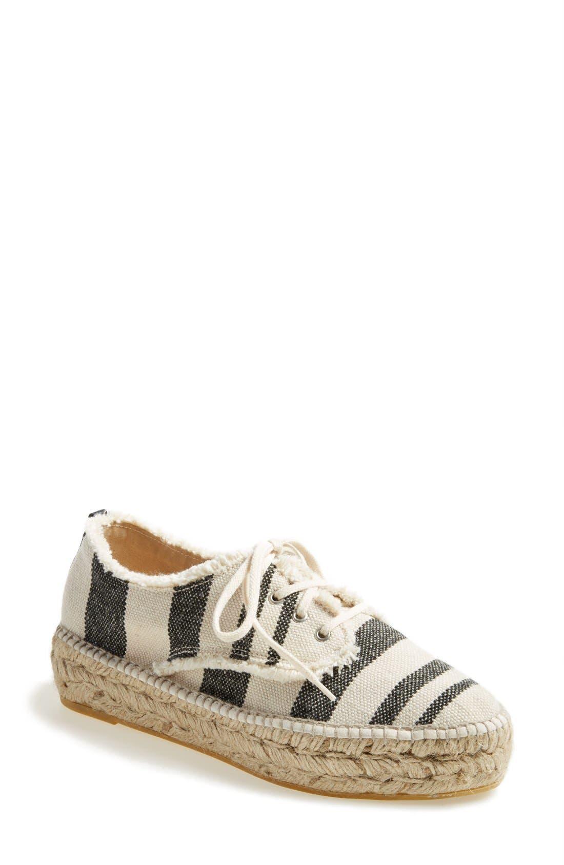 Alternate Image 1 Selected - Loeffler Randall Alfie Espadrille Sneaker (Women)