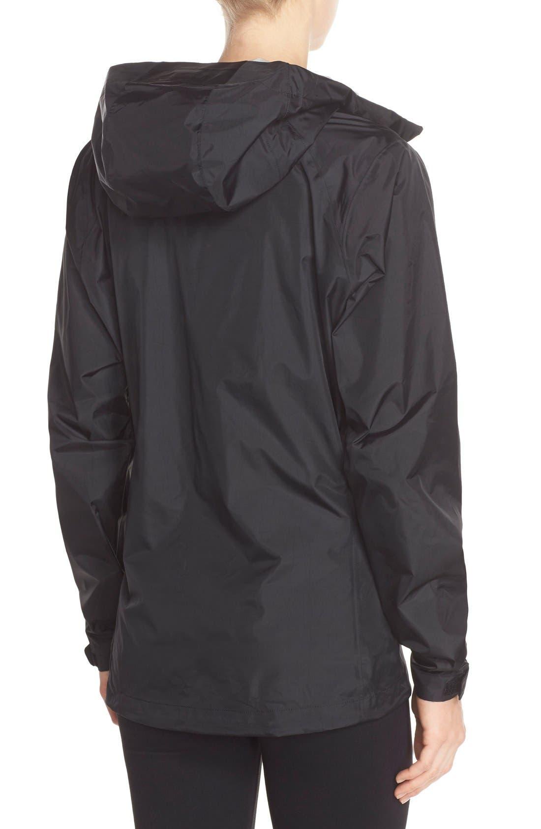 Torrentshell Jacket,                             Alternate thumbnail 2, color,                             Black