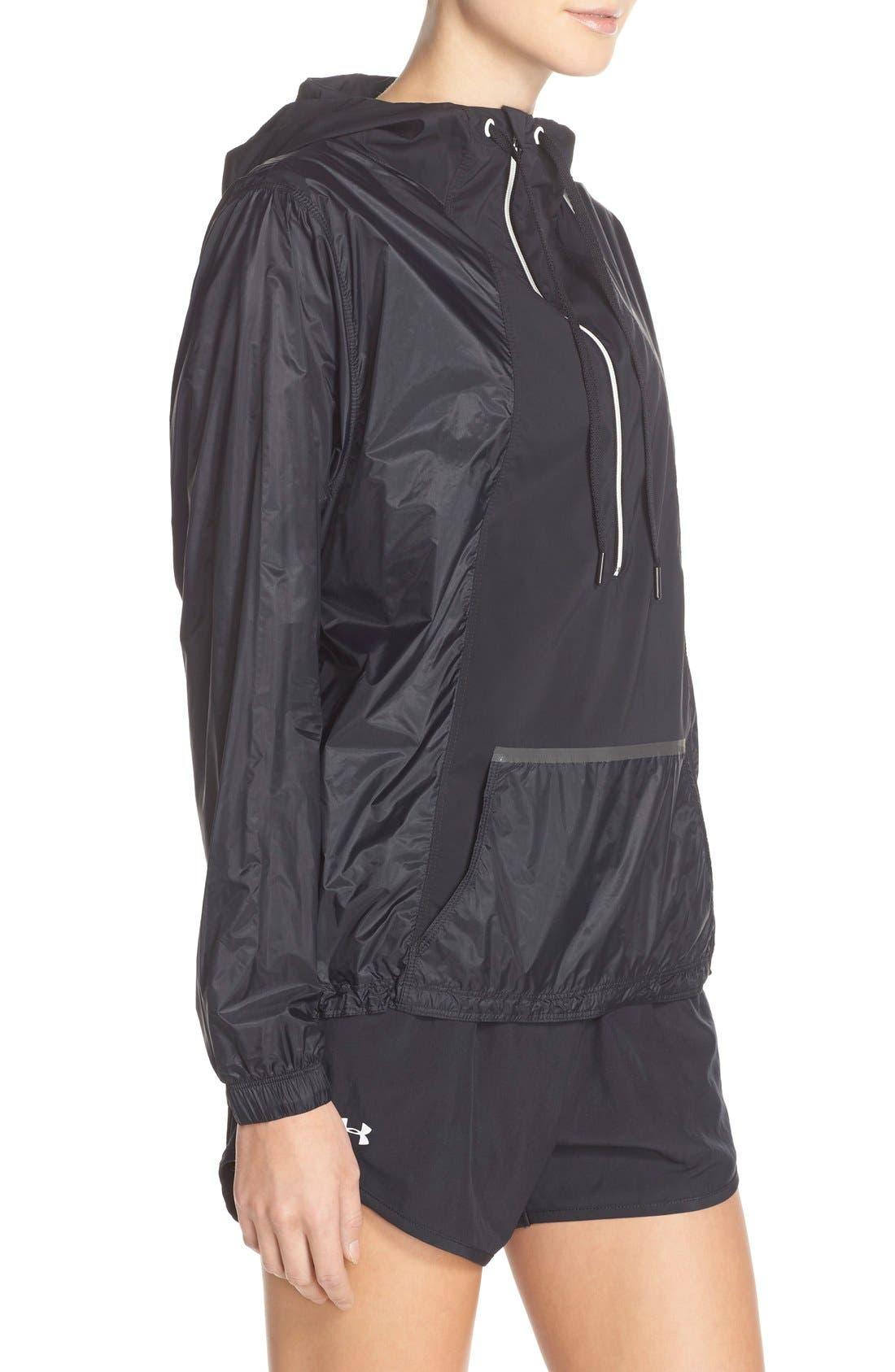 Alternate Image 3  - Under Armour 'Roga' Half Zip Jacket