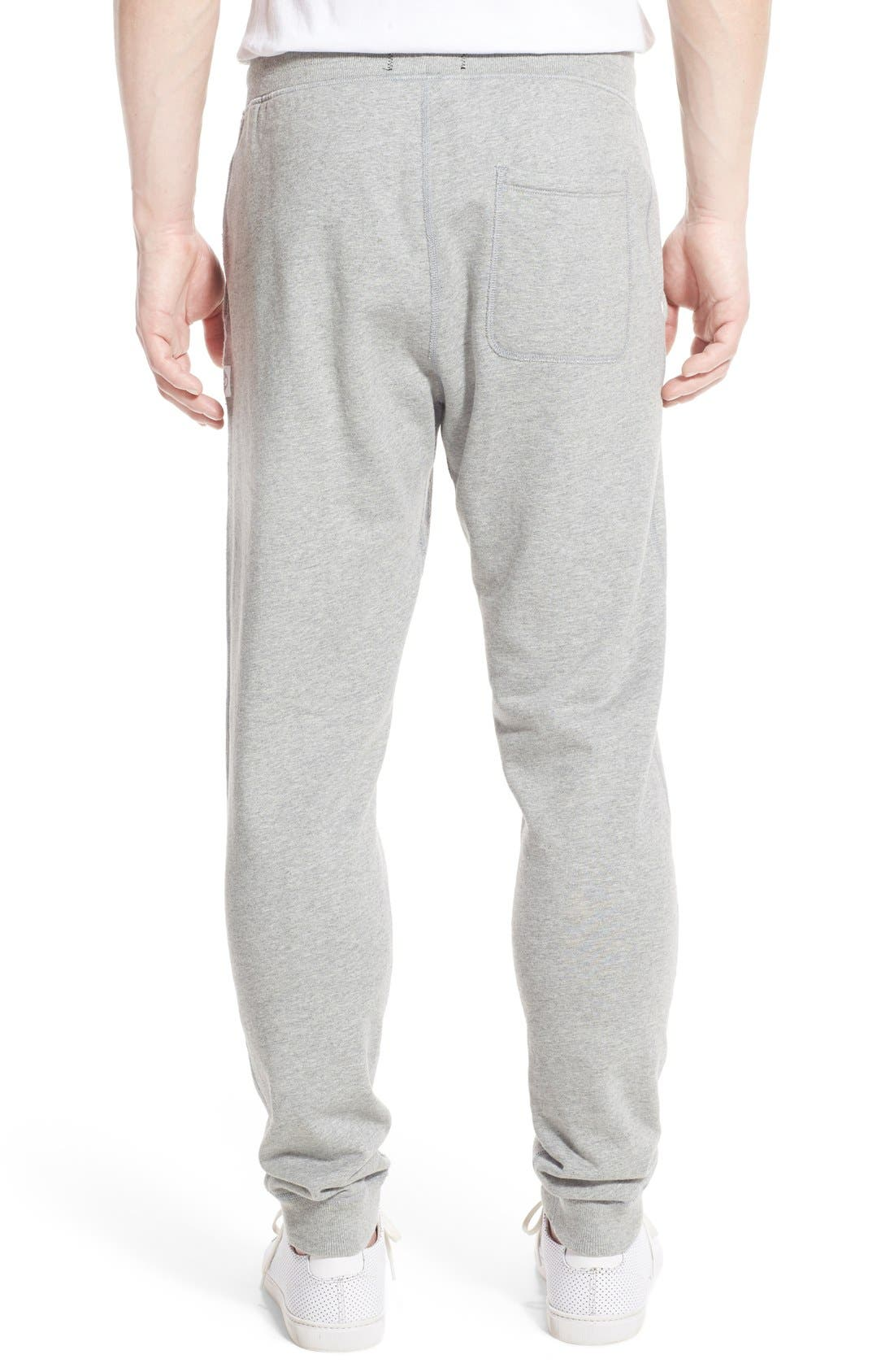 Alternate Image 2  - Reigning Champ Slim Fit Sweatpants