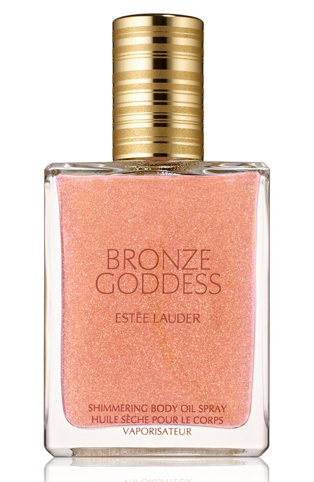 Estée Lauder 'Bronze Goddess' Shimmering Body Oil Spray