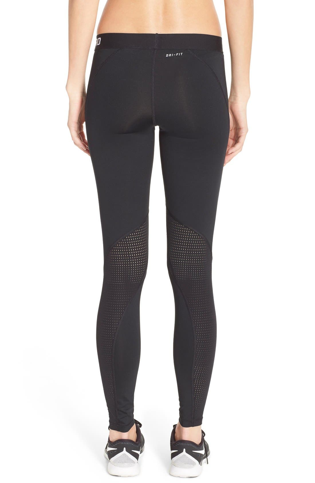 Alternate Image 2  - Nike 'Pro Hypercool' Tights