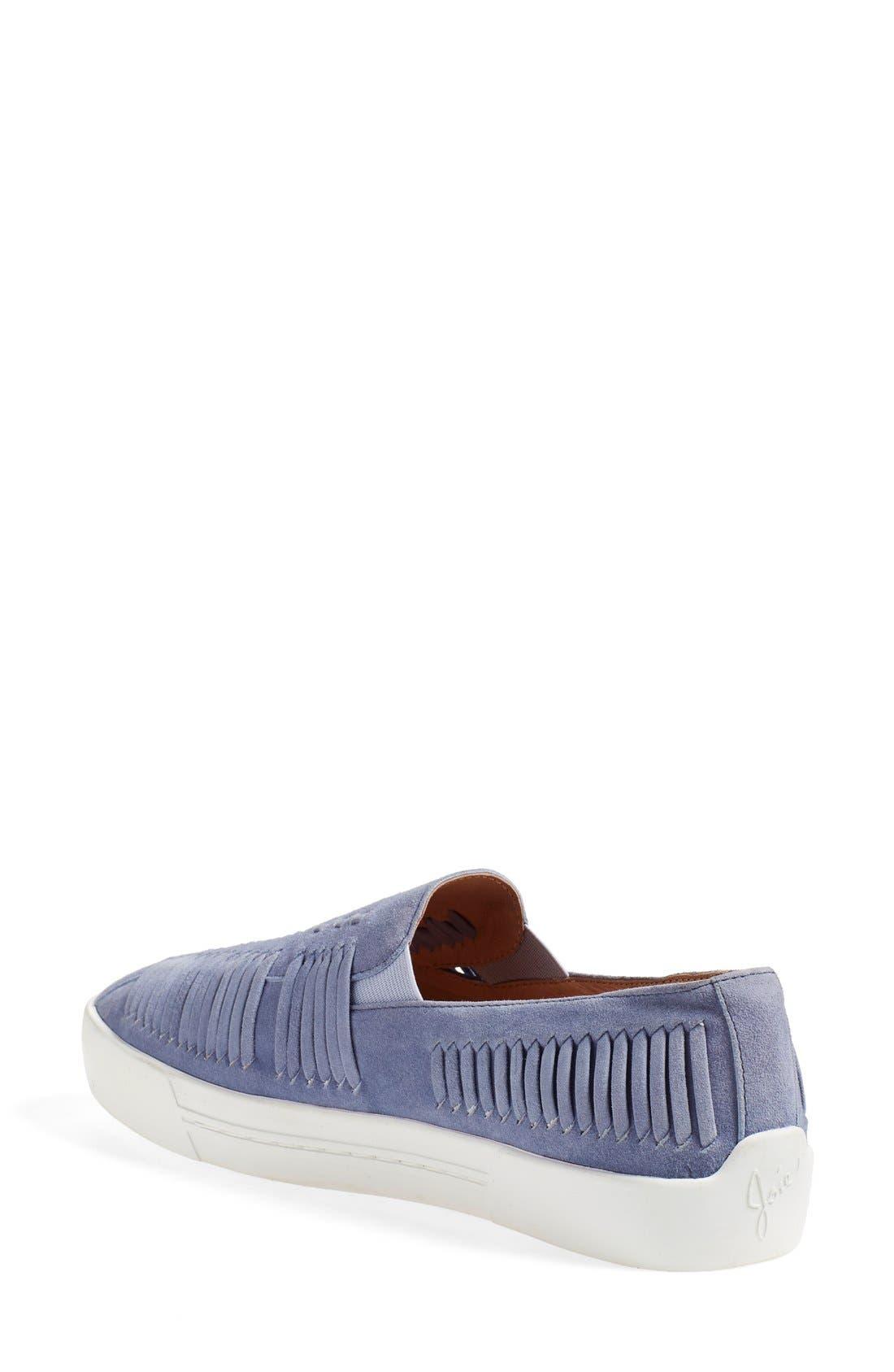 Alternate Image 2  - Joie 'Huxley' Slip-On Sneaker (Women)