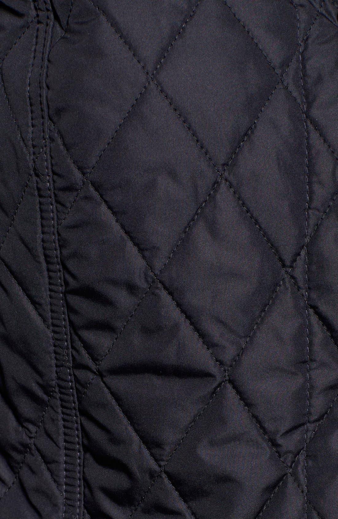 Alternate Image 5  - Barbour 'Herterton' Lightweight Diamond Quilt Jacket