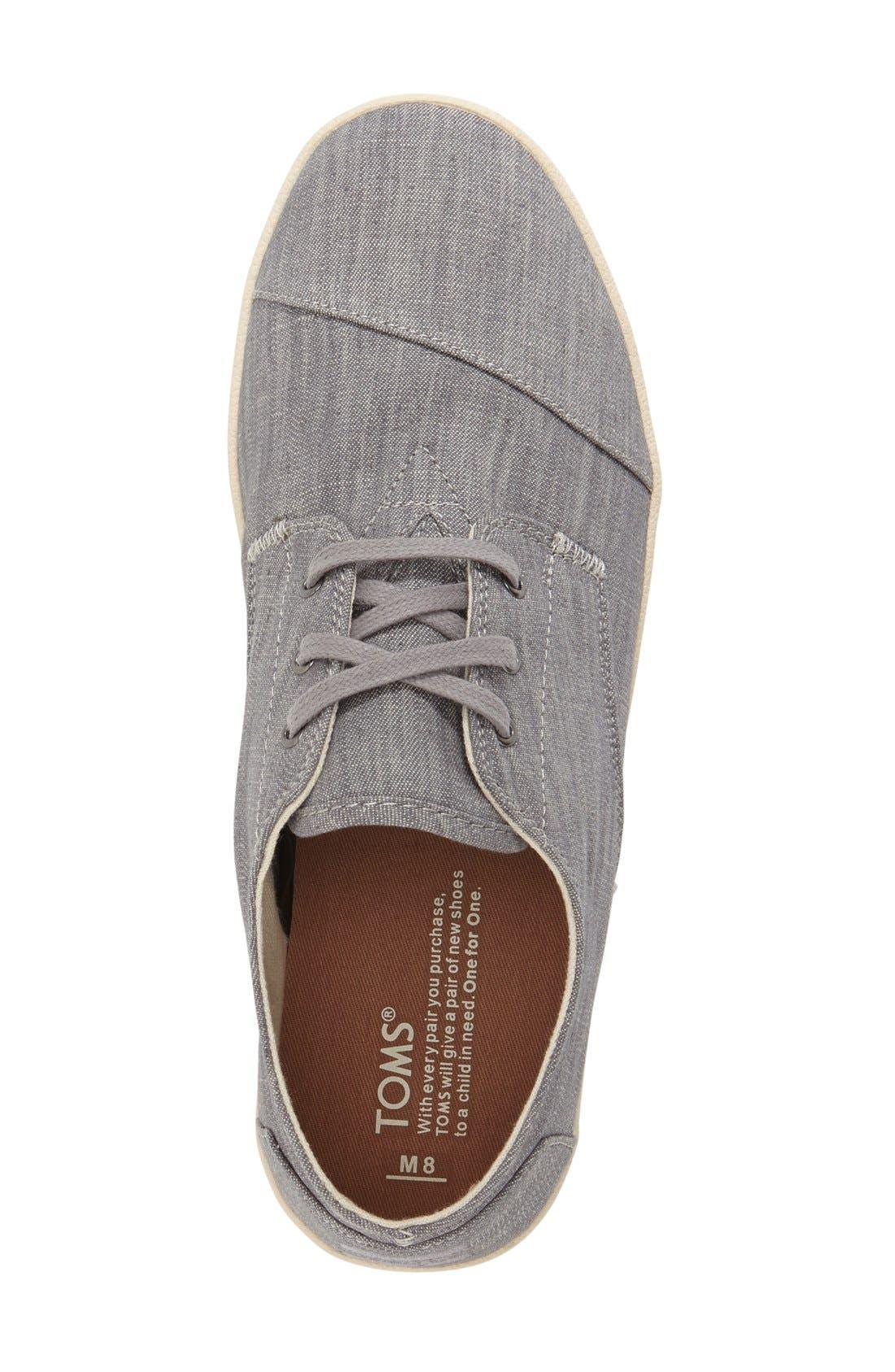 Alternate Image 3  - TOMS 'Paseo' Sneaker (Men)