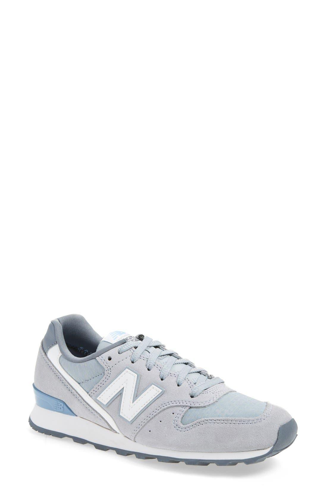Alternate Image 1 Selected - New Balance '696' Sneaker (Women)