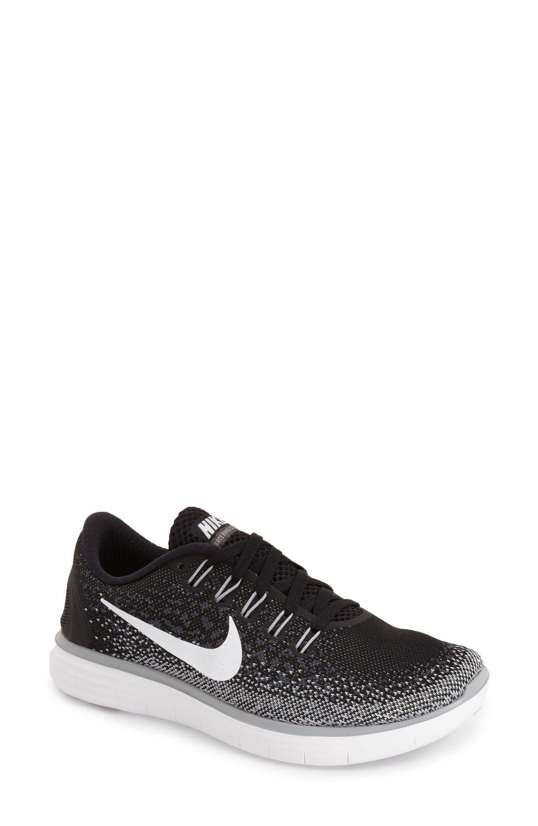 Alternate Image 1 Selected - Nike 'Free RN Distance' Running Shoe (Women)