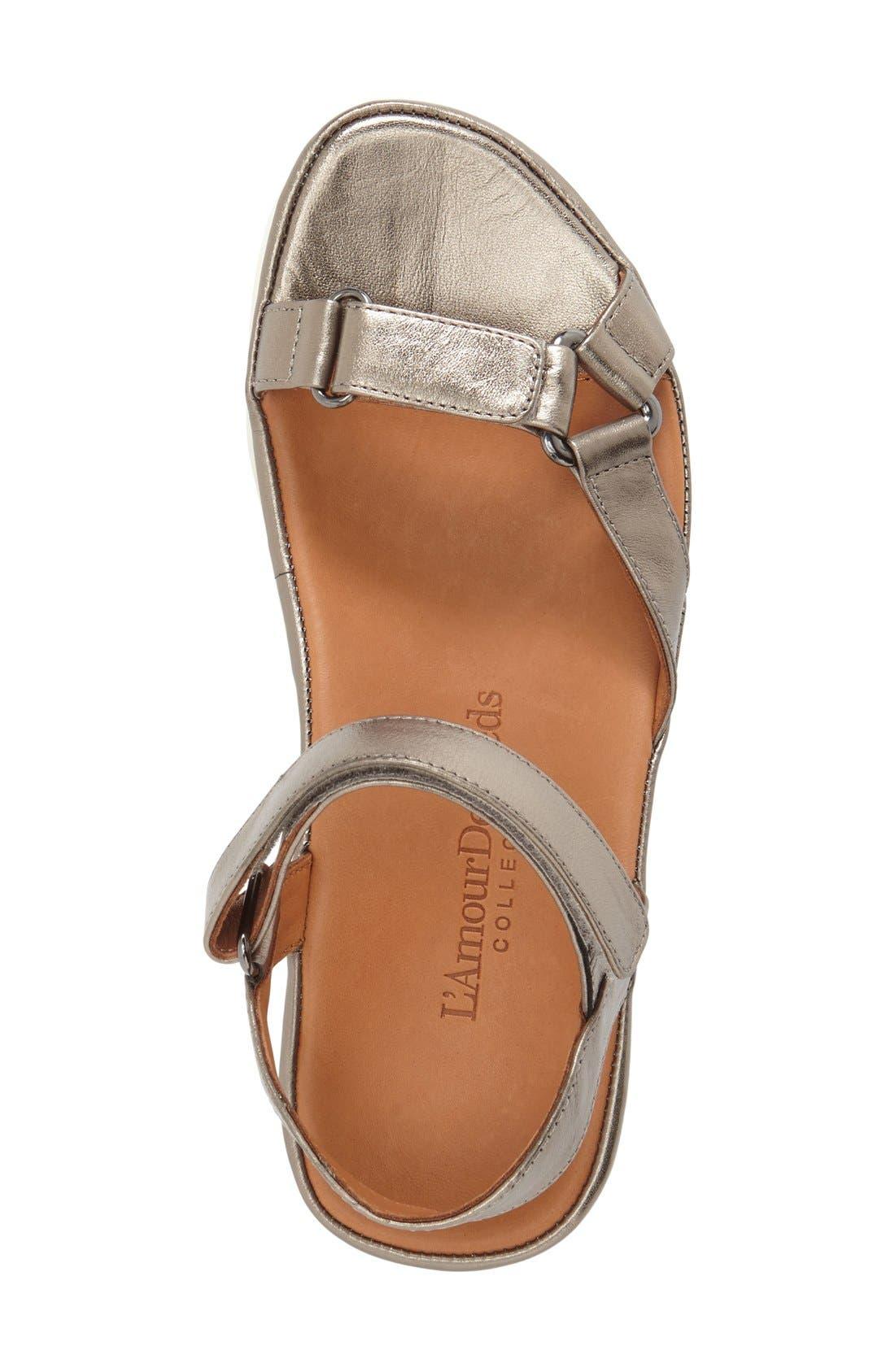 Alternate Image 3  - L'Amour des Pieds 'Vasey' Sandal (Women)
