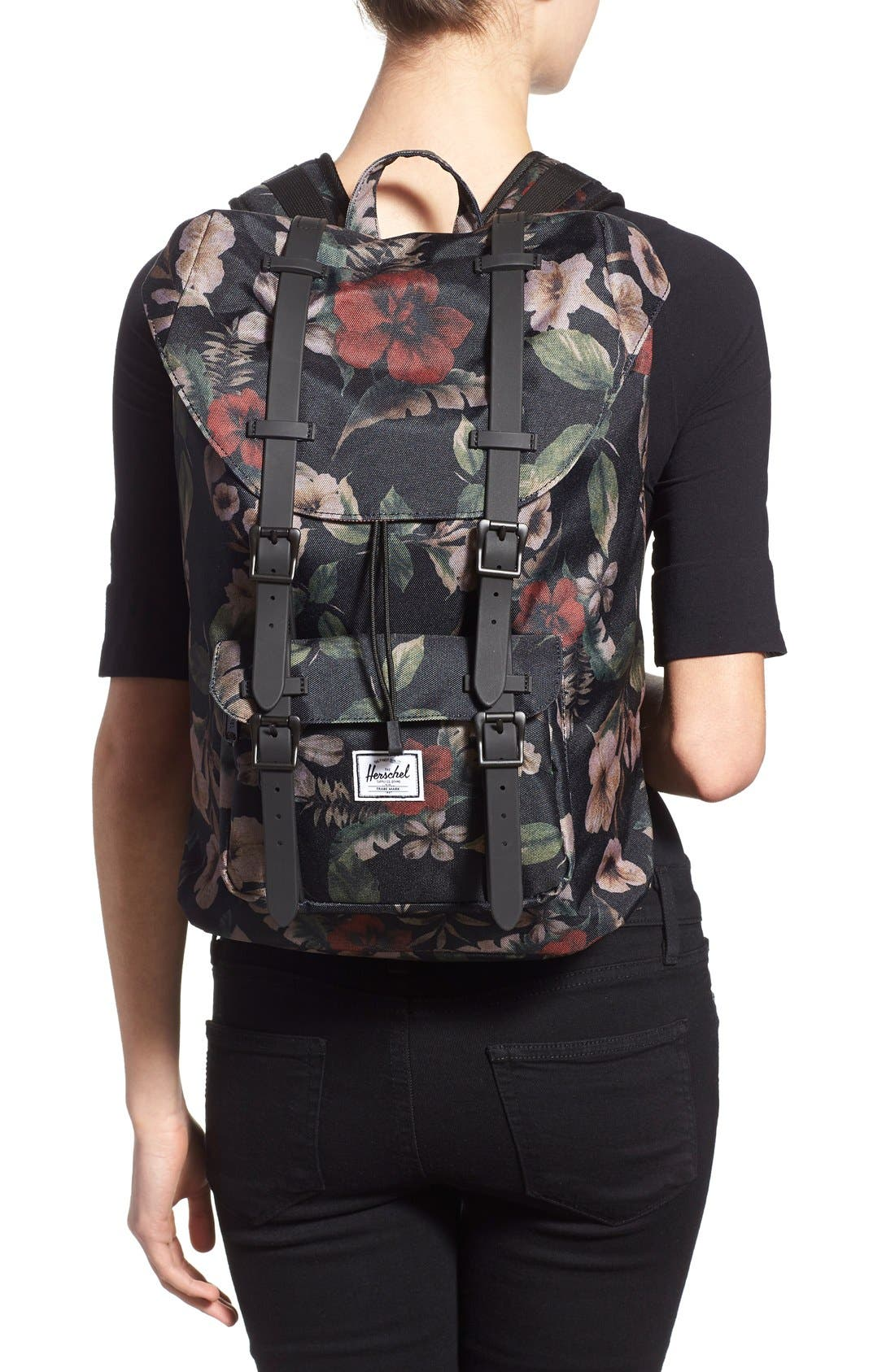 Alternate Image 2  - Herschel Supply Co. 'Little America- Mid Volume' Backpack