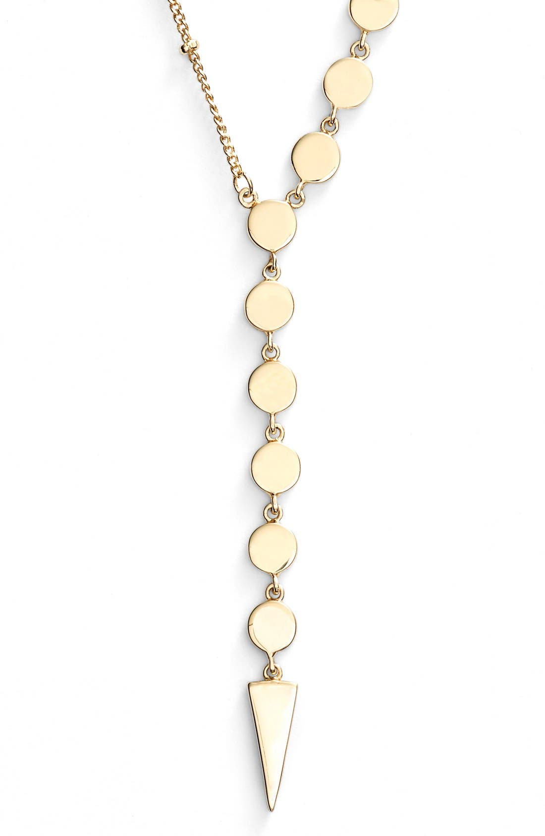 Alternate Image 2  - Melanie Auld Disc Y-Necklace