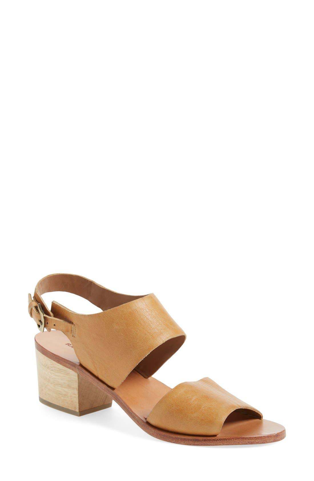 Alternate Image 1 Selected - Rachel Comey 'Tulip' Sandal (Women)