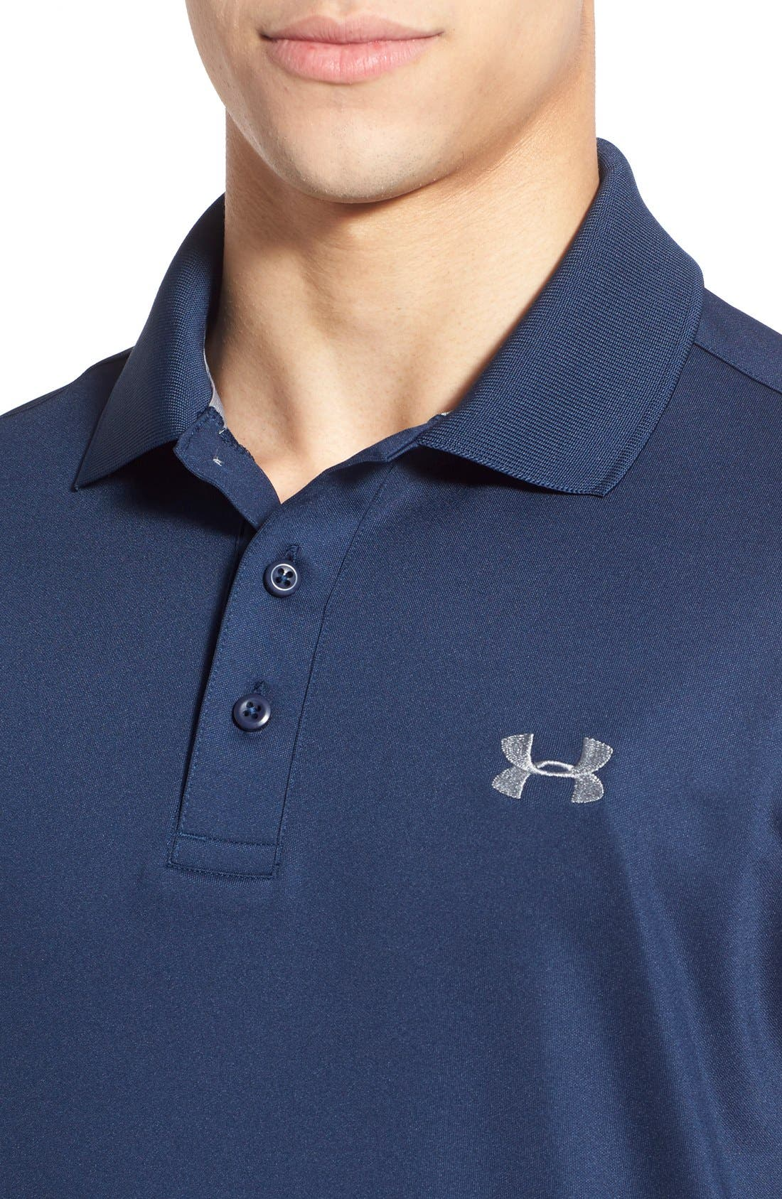 Alternate Image 4  - Under Armour 'Performance 2.0' Sweat Wicking Stretch Polo