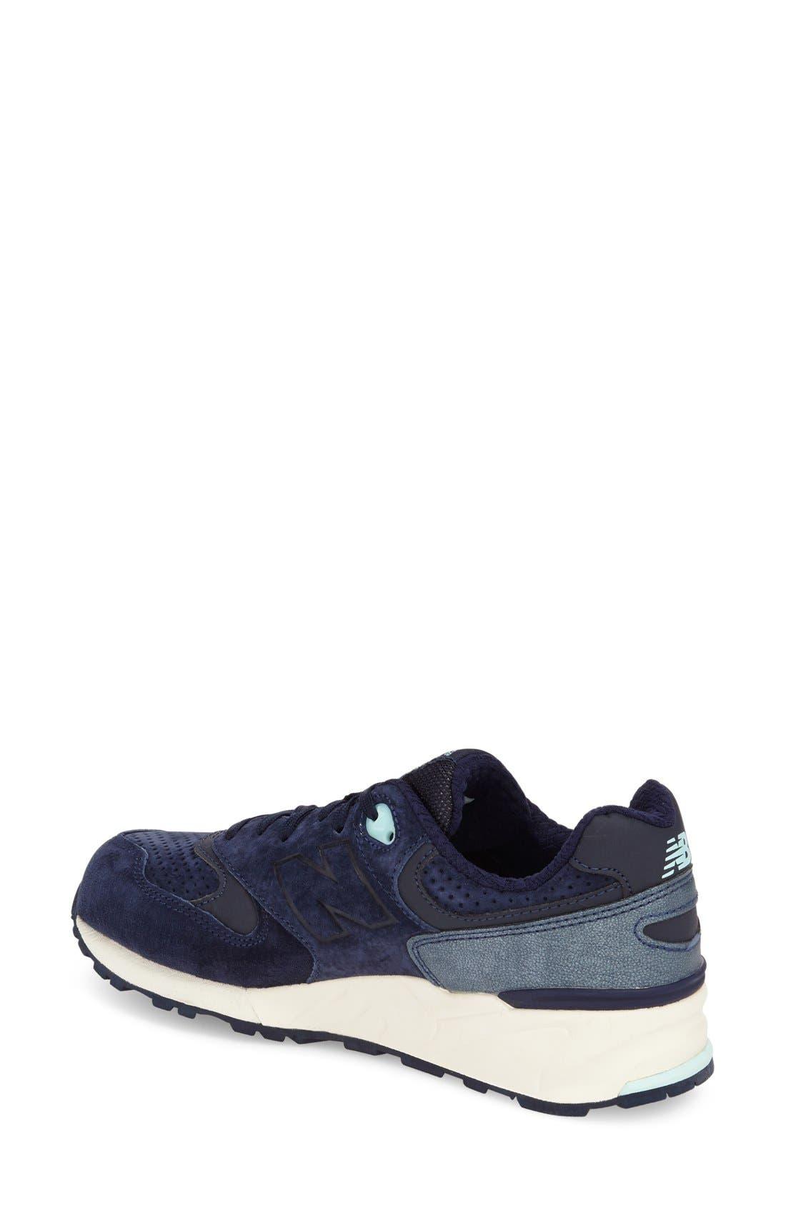 Alternate Image 2  - New Balance '999' Sneaker (Women)