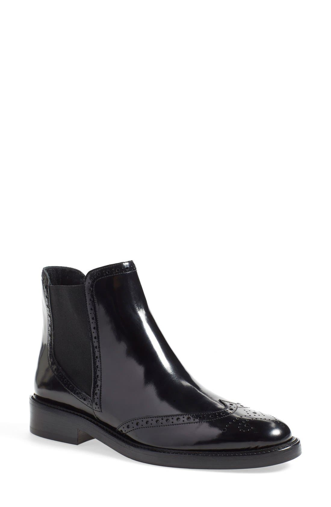 Main Image - Burberry 'Bactonul' Chelsea Boot ...