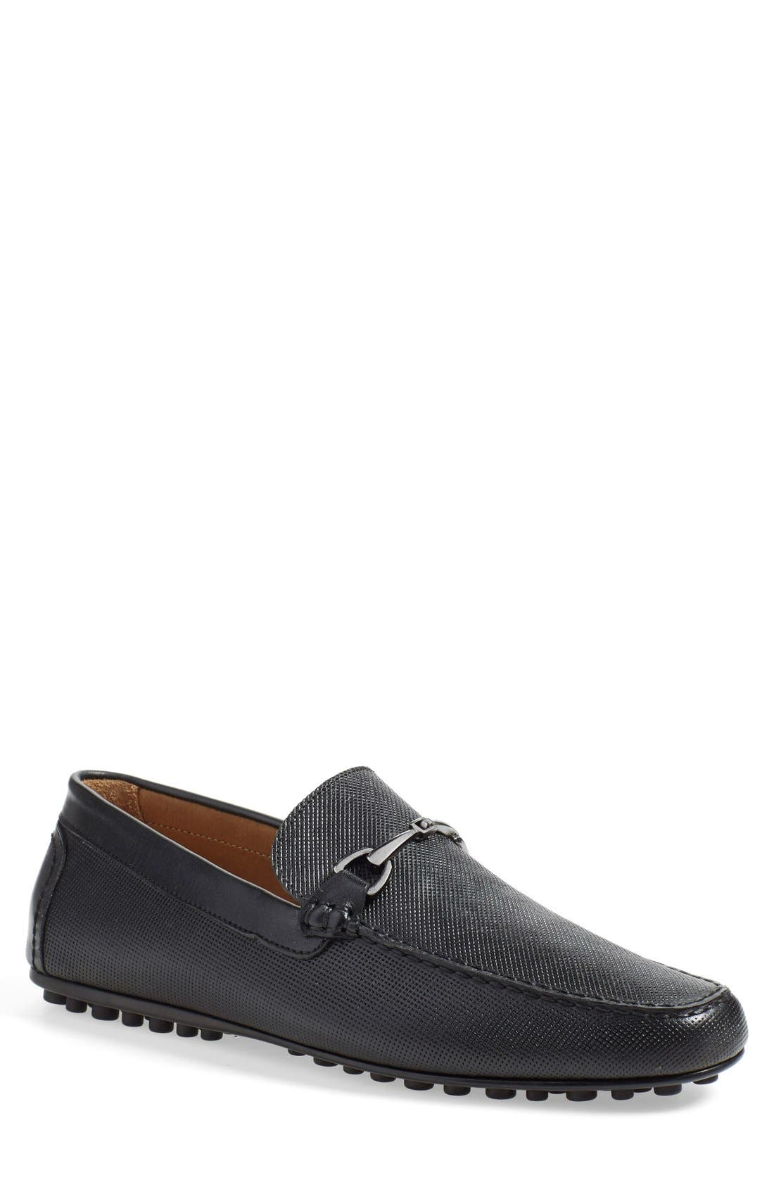 Alternate Image 1 Selected - John W. Nordstrom® 'Arco' Driving Shoe (Men)