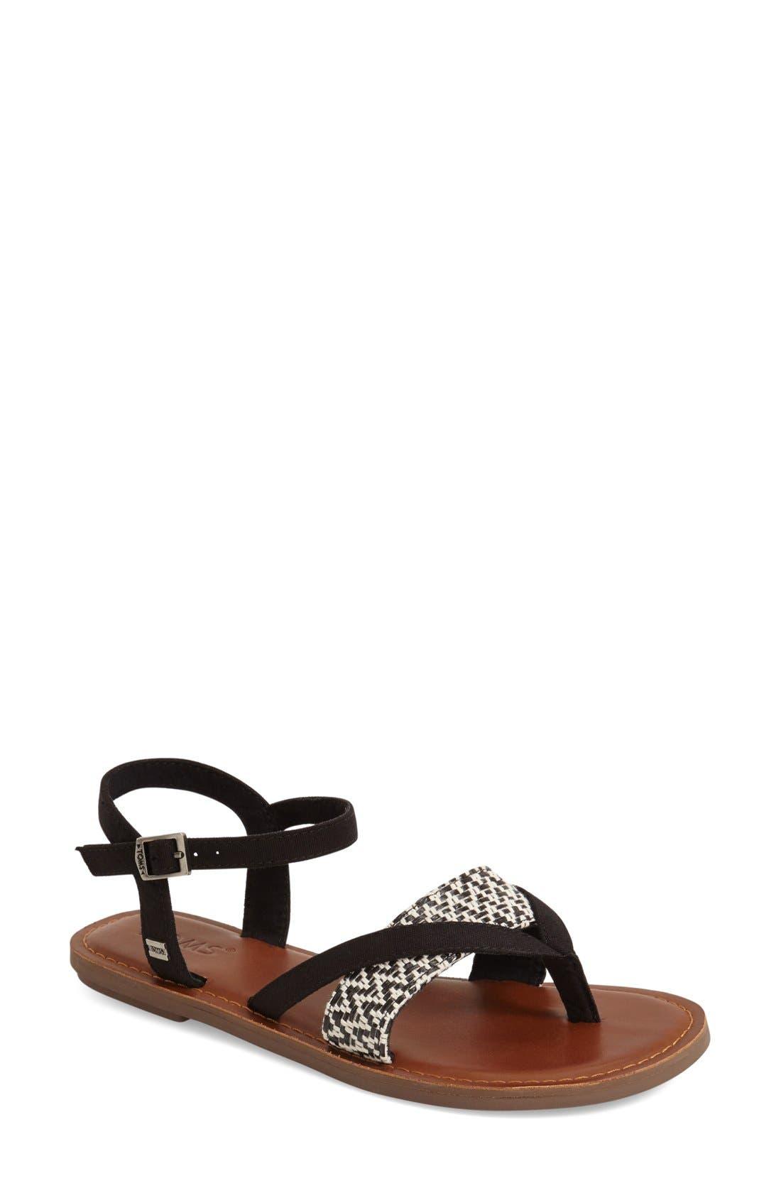 TOMS 'Lexie' Sandal (Women)