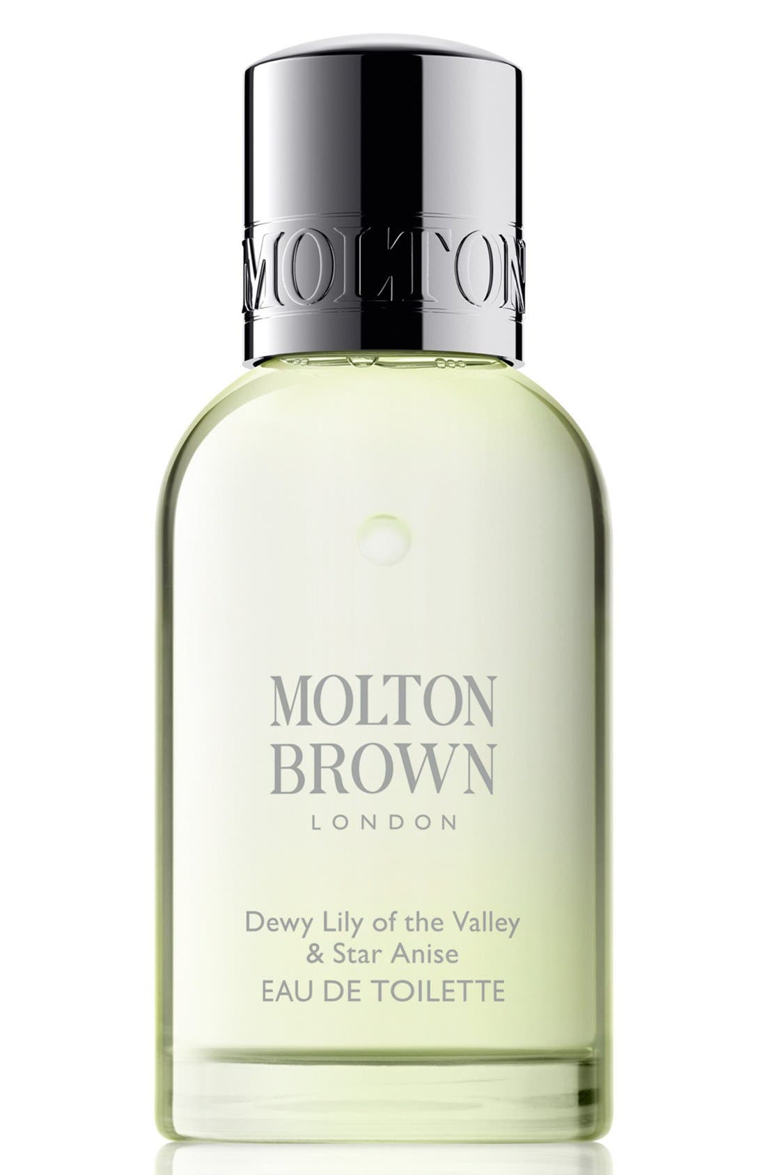 MOLTON BROWN London Dewy Lily of the Valley & Star Anise Eau de Toilette