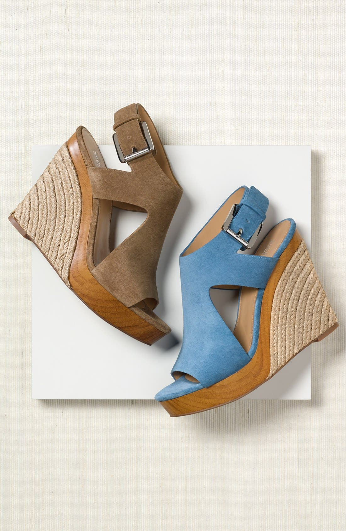 Alternate Image 2  - MICHAEL Michael Kors 'Josephine' Wedge (Women)
