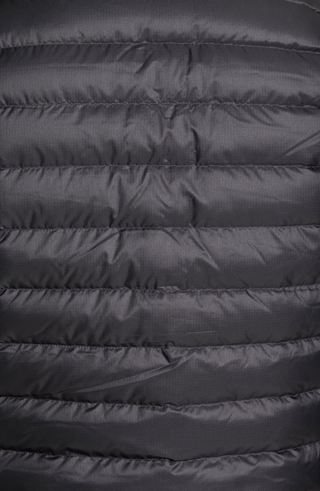 Alternate Image 5  - Patagonia Windproof & Water Resistant 800 Fill Power Down Quilted Vest