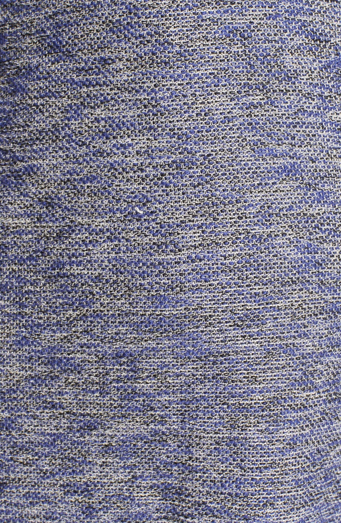 Shift Maternity Dress,                             Alternate thumbnail 5, color,                             Cobalt Boucle