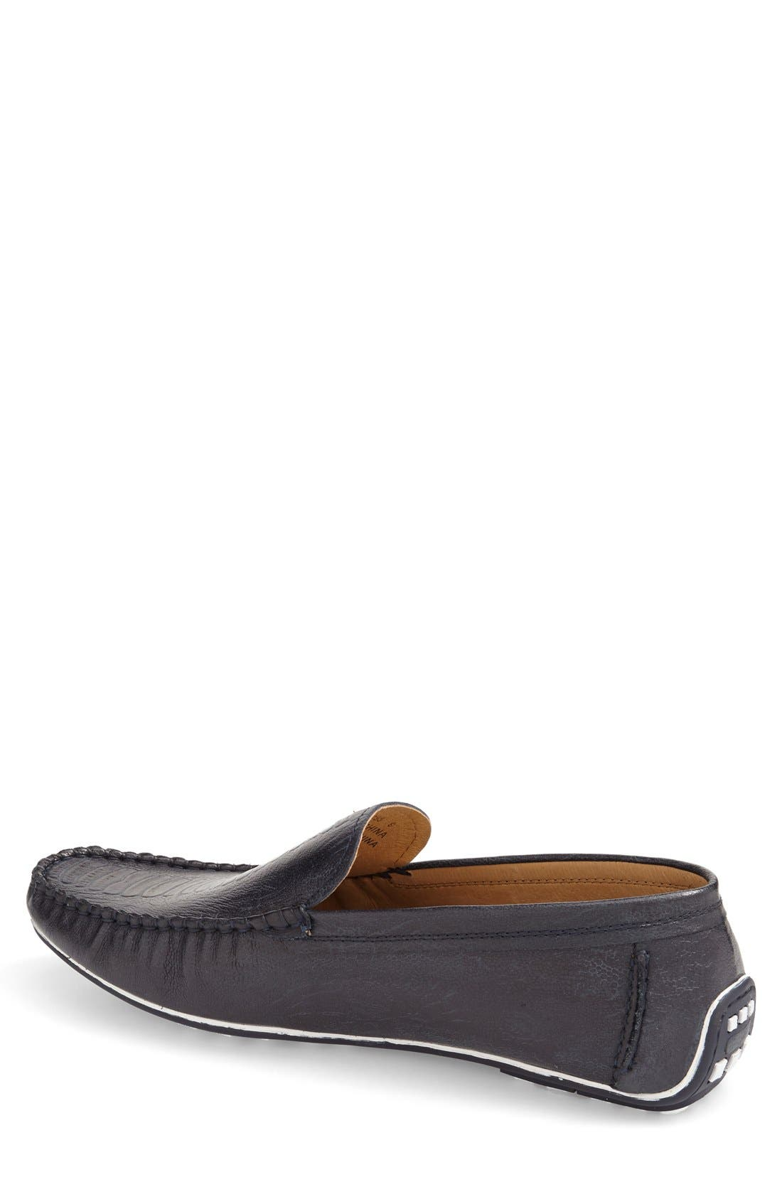 Alternate Image 3  - Zanzara 'Rembrandt' Driving Loafer (Men)
