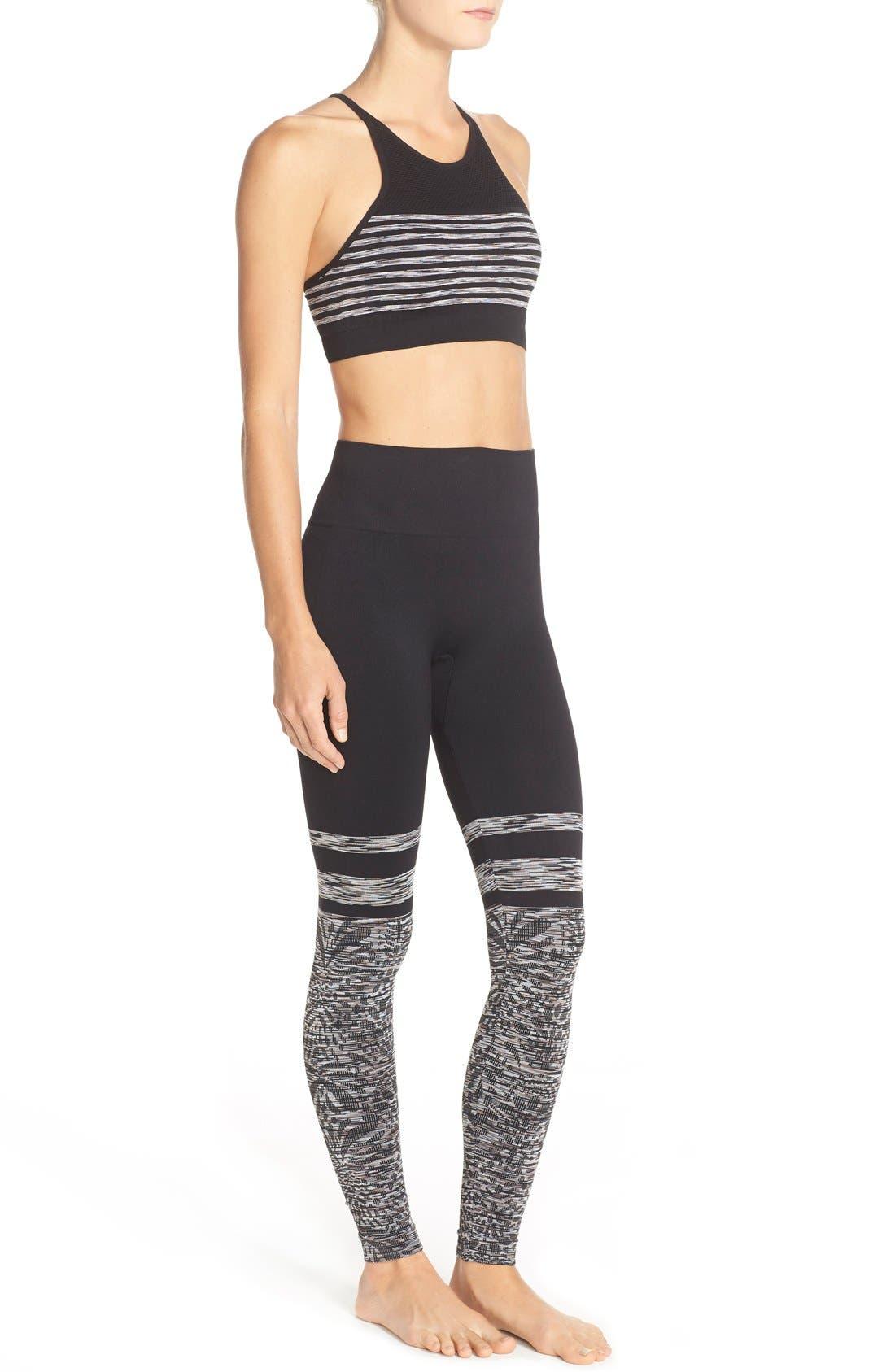 Alternate Image 3  - Climawear 'Sitting Pretty' High Rise Leggings