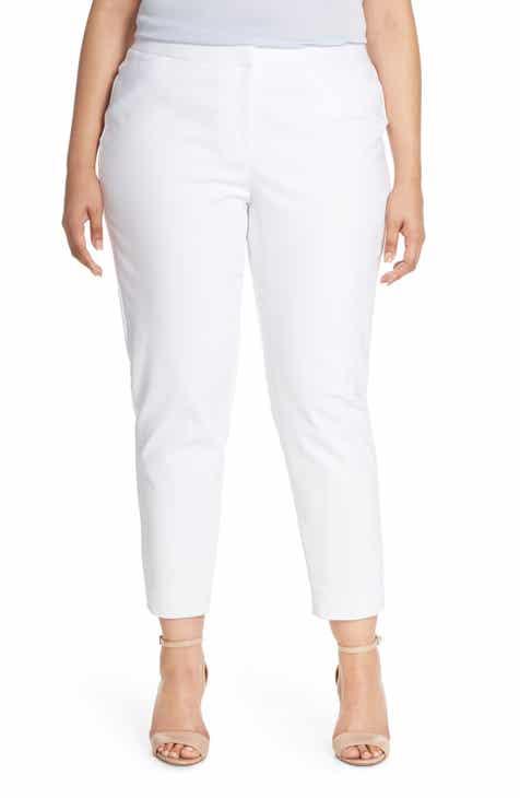 1f8a064e469 Sejour Women s White Plus-Size Clothing
