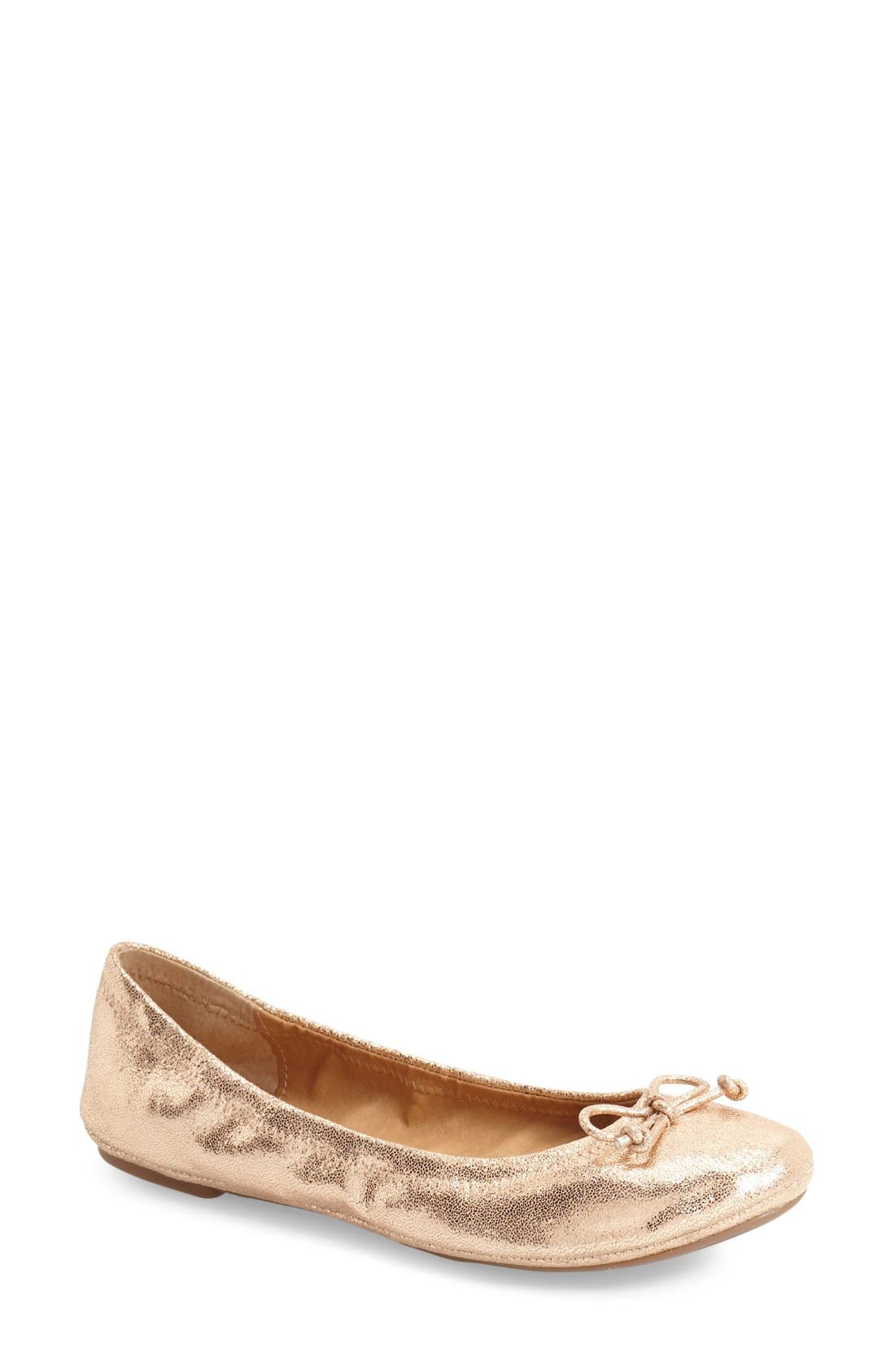 Alternate Image 1 Selected - Lucky Brand 'Eadda' Flat (Women) (Nordstrom Exclusive)