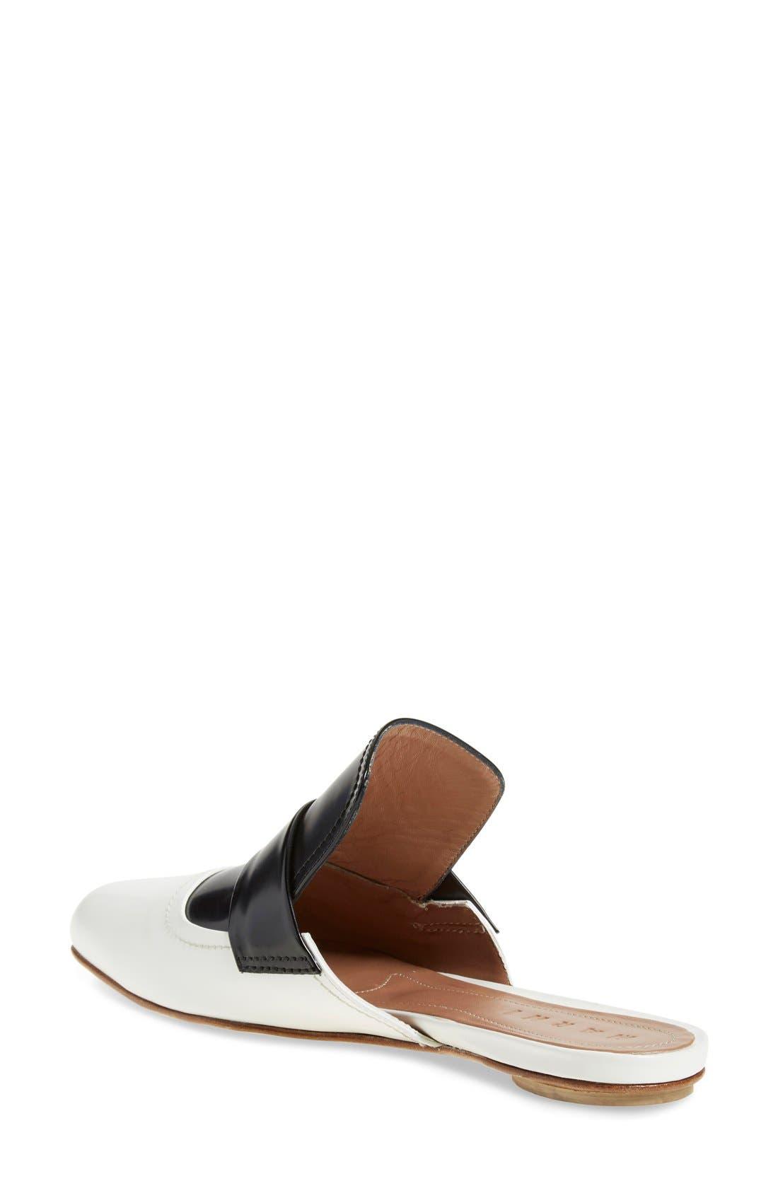 Alternate Image 2  - Marni 'Sabot' Slide Loafer (Women)