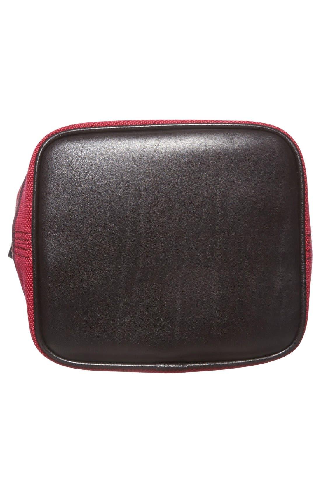 Alternate Image 6  - Burberry 'Mini Ashby' Bucket Bag
