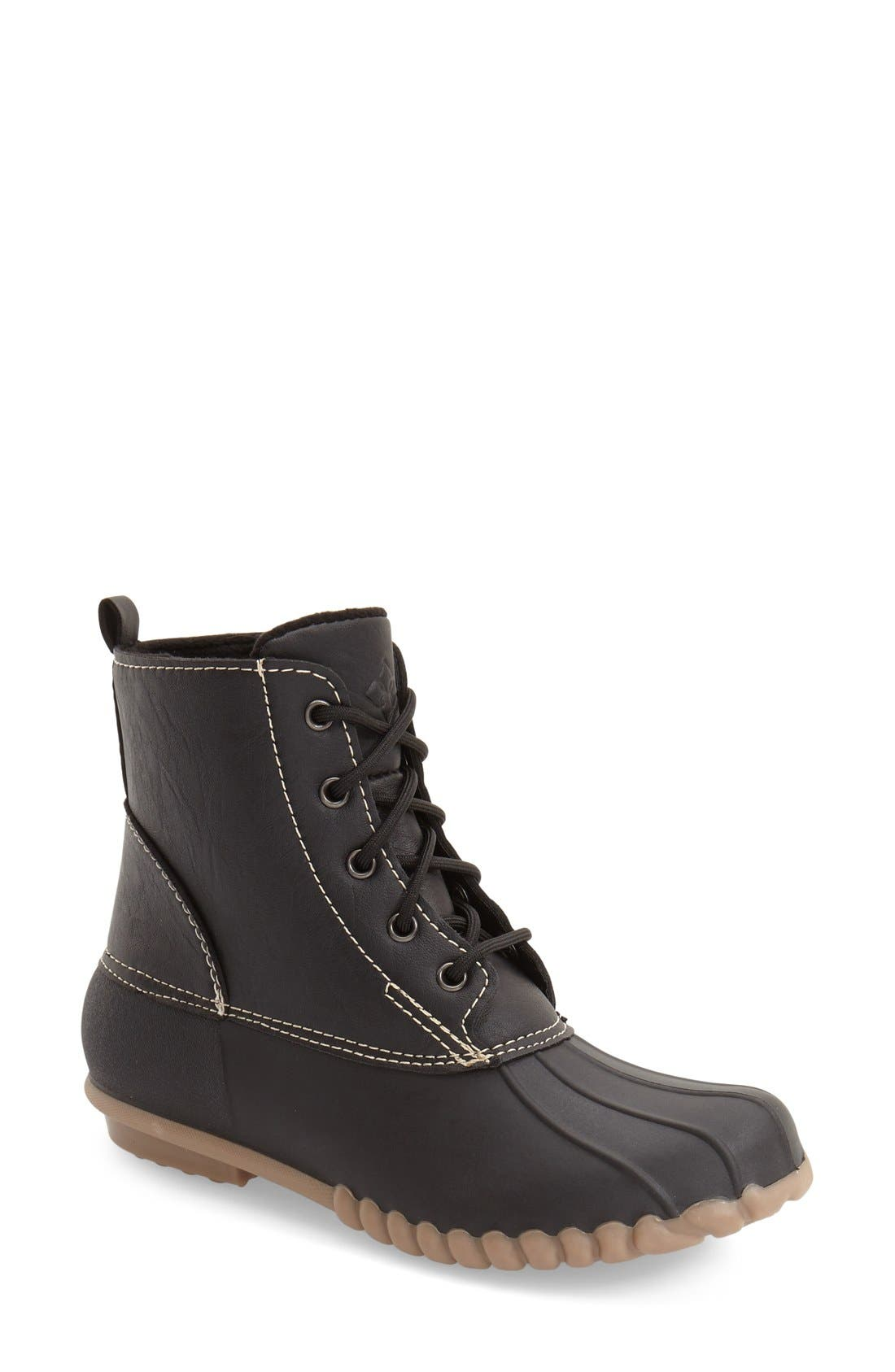 däv 'Nantucket' Duck Boot (Women)