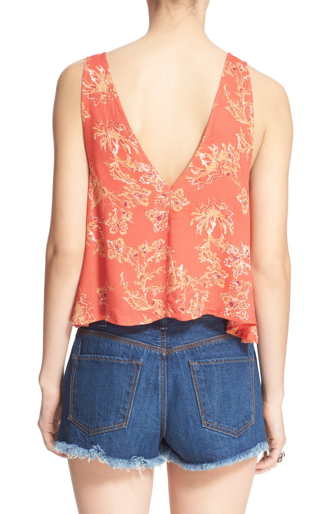 Alternate Image 2  - Free People 'The Rose' Camisole