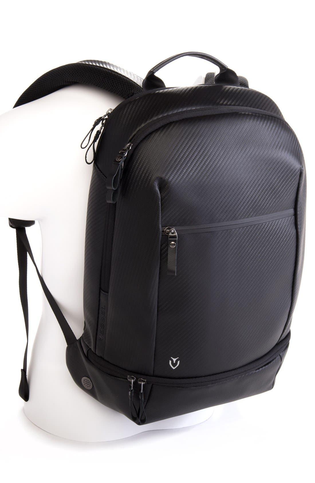 Alternate Image 4  - Vessel 'Signature' Backpack