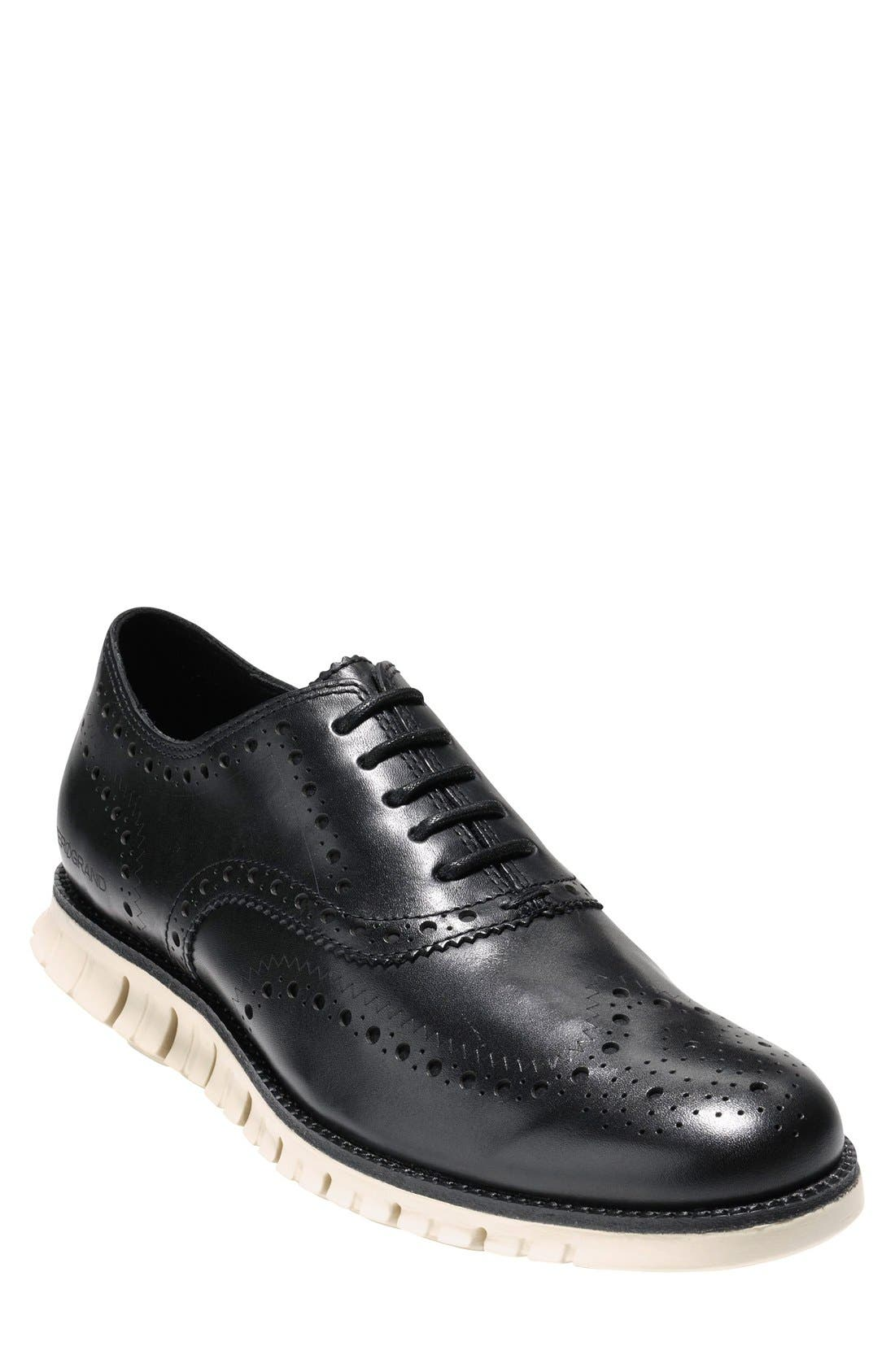 Cole Haan 'ZeroGrand' Wingtip Oxford ...