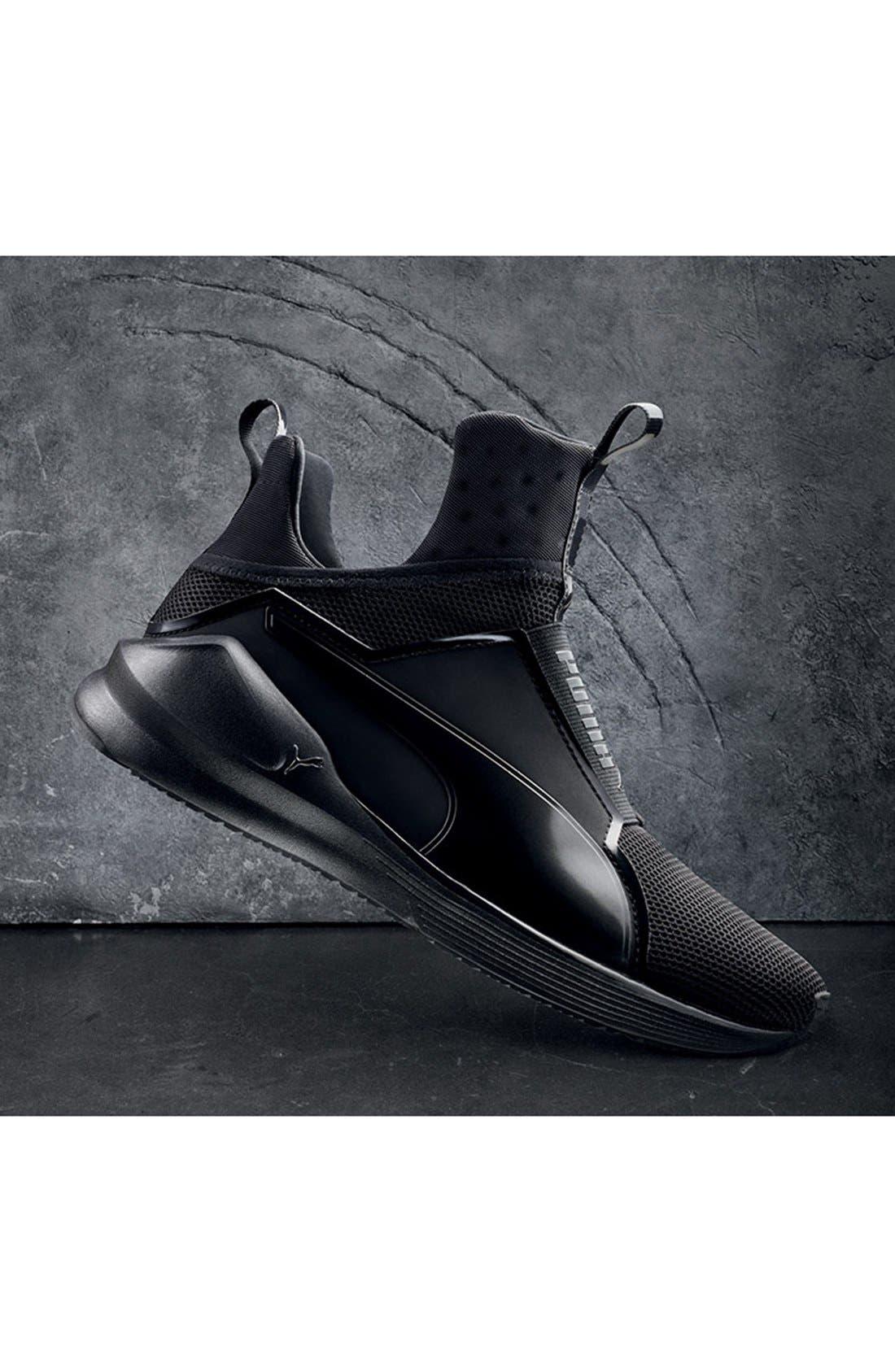 Alternate Image 8  - PUMA 'Fierce Core' High Top Sneaker (Women)