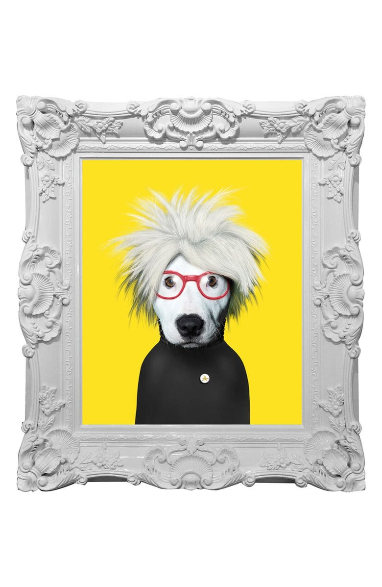 Empire Art Direct \'Pets Rock™ - Soup\' Framed Wall Art | Nordstrom