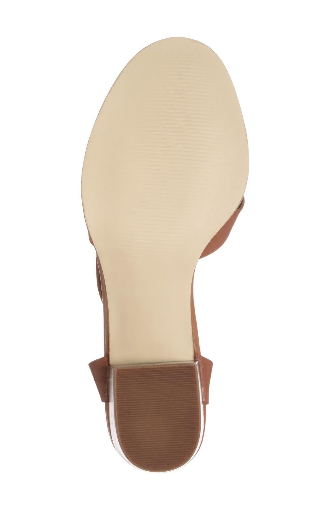 Alternate Image 4  - Sole Society 'Savannah' Sandal (Women)