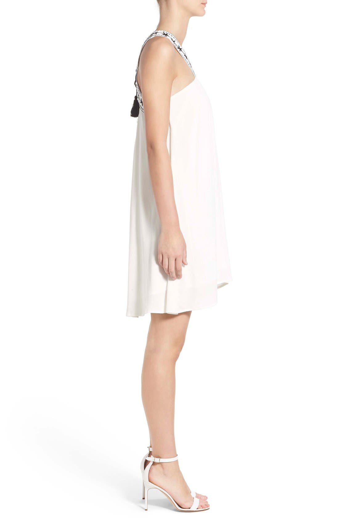 Alternate Image 3  - cupcakes and cashmere 'Zeus' Swing Dress